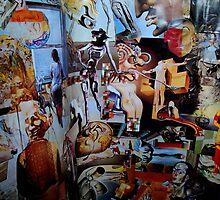 Dali Collage. by - nawroski -