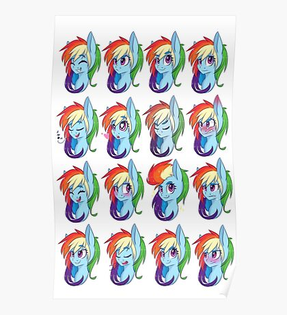 Dashie can be Poster