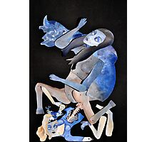 Angels and Demons: Maquettes II Photographic Print