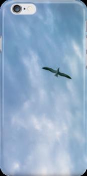 Seagull [ iPad / iPod / iPhone Case ] by Mauricio Santana