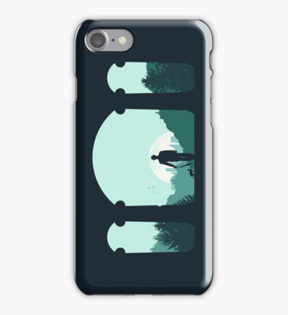 Time Traveler  iPhone Case/Skin