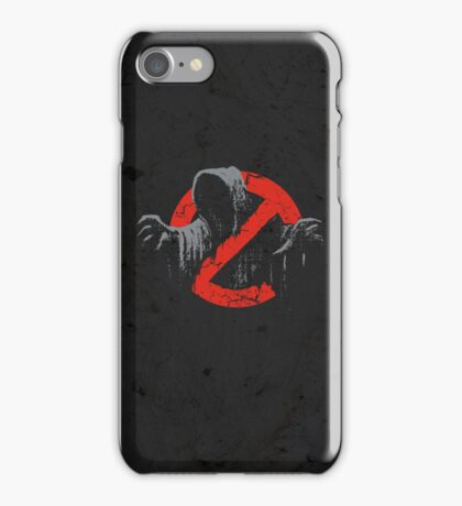 Ain't afraid of no wraith - iPhone/iPad cases iPhone Case/Skin