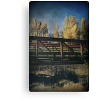 The Kind of Love That Lasts Forever Canvas Print