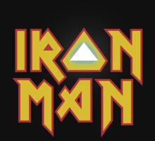 Heavy Metal Man by DaviesBabies