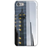 CN Tower Reflection Urban Photography  iPhone Case/Skin