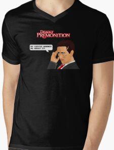 FBI Special Agent (ENG) Mens V-Neck T-Shirt