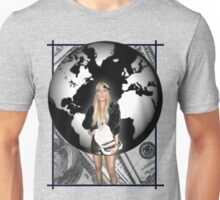 The World is Mine Unisex T-Shirt