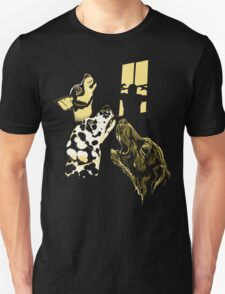 Three Dogs Window T-Shirt