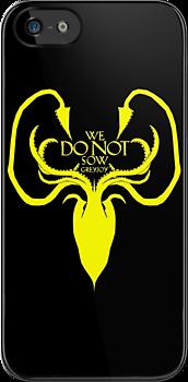 Game of Thrones - Greyjoy house by blackstarshop