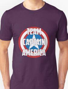 Team Captain America T-Shirt