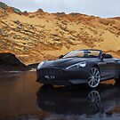 Aston Martin Virage Volante by Jan Glovac Photography