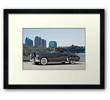 1950 Oldsmobile Rocket 88 Framed Print