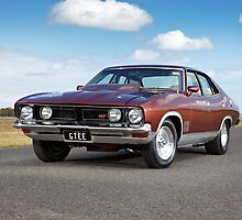 Ford Falcon XB GT by John Jovic