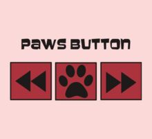 Paws Button by SlubberBub