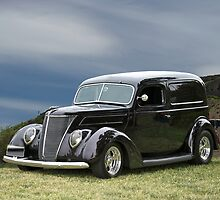 1937 Ford Delivery Sedan by DaveKoontz