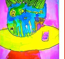 fish bowl by quintula