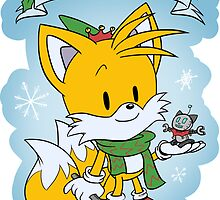 Christmas: Santa's Little Helper by evay