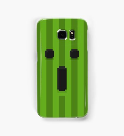 "Pixel ""Cactuar"" Iphone Case - Final Fantasy Samsung Galaxy Case/Skin"
