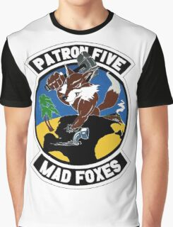 VP-5 Mad Foxes Graphic T-Shirt