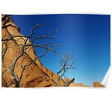 Colours of Arches National Park, Utah Poster