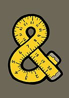 Ampersand Measuring Tape by evannave