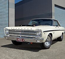 Plymouth Belvedere II by John Jovic