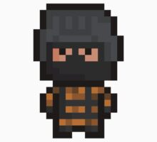 "Pixel ""Gurlukovich Soldier"" Sticker - Metal Gear Solid by PixelBlock"