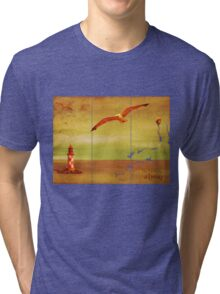 The Harmony of Decay Tri-blend T-Shirt