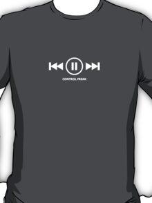 Control Freak (white graphic) T-Shirt