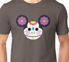 Mickey Sugar Skull Unisex T-Shirt