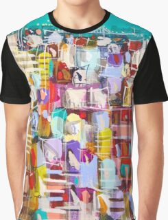 City storm Graphic T-Shirt
