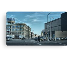 Long Island City Canvas Print