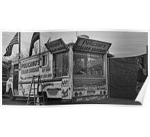 Italian Sausage Van, Queens Poster
