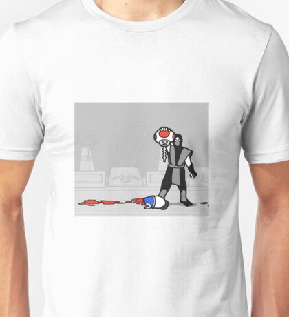 toad fatality Unisex T-Shirt