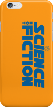 Science not Fiction - iPhone Case by Gomisan