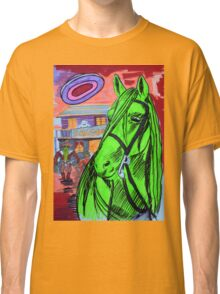 The Evening At The Saloon Classic T-Shirt