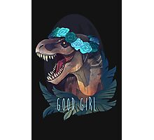 Good Girl Photographic Print