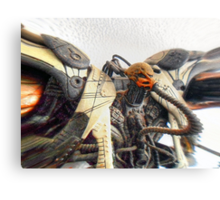 ©HS Robot Alien II Canvas Print