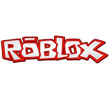 Roblox Title Photographic Print