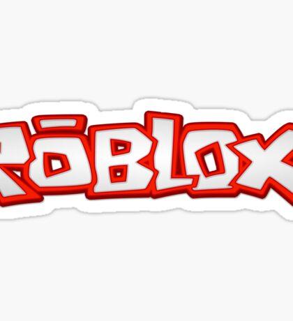 Roblox Title Sticker