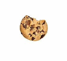 chocolate chip cookie by Joana Kruse