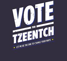 Vote for Tzeentch - Damaged Unisex T-Shirt
