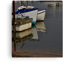 Just the 2 of us. Canvas Print