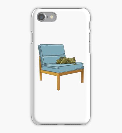Bag & Chair 1970s iPhone Case/Skin