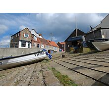 Slipway Aspect Photographic Print