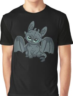 How to Train Your Baby Dragon Graphic T-Shirt