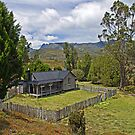Mount Kate House and View to Cradle Mountain by TonyCrehan