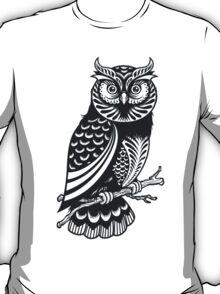 very weird owl T-Shirt