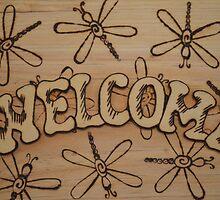 Welcome :) by NoniRae