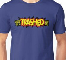 """Super Trashed Bro"" Super Smash Bros. Parody Spoof N64 Unisex T-Shirt"
